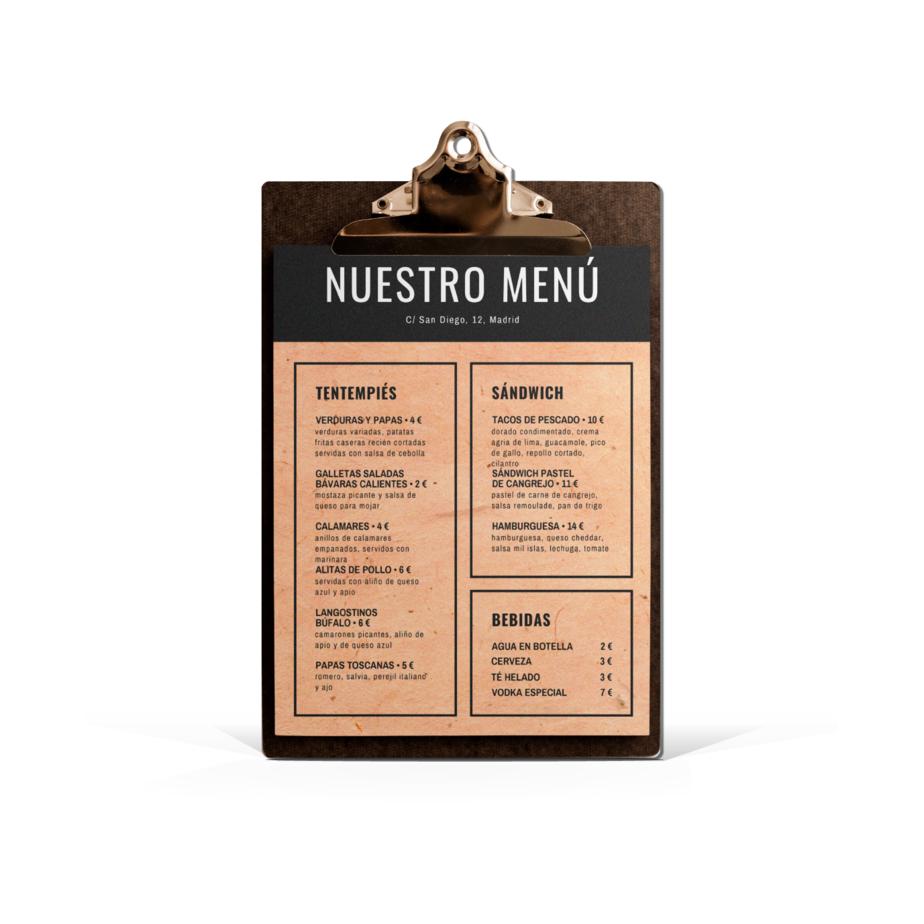 menu-carta-restaurante