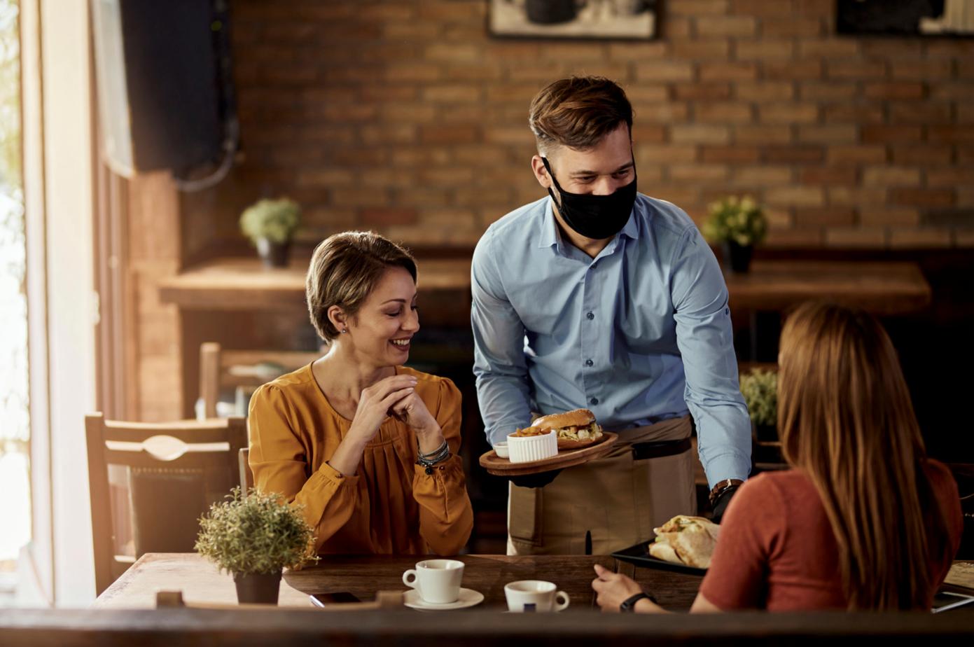 Recomendaciones post COVID-19 para la reapertura de restaurantes